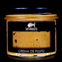 Crema de Pulpo, de Sotavento Conservas Artesanas